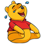 Winnie the Pooh stickers pack